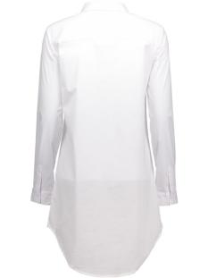 pcbenita ls long shirt 17074758 pieces blouse white
