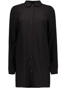 vimask long shirt-noos 14036405 vila blouse black