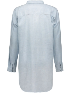 viliza long shirt 14036741 vila tuniek cashmere blue