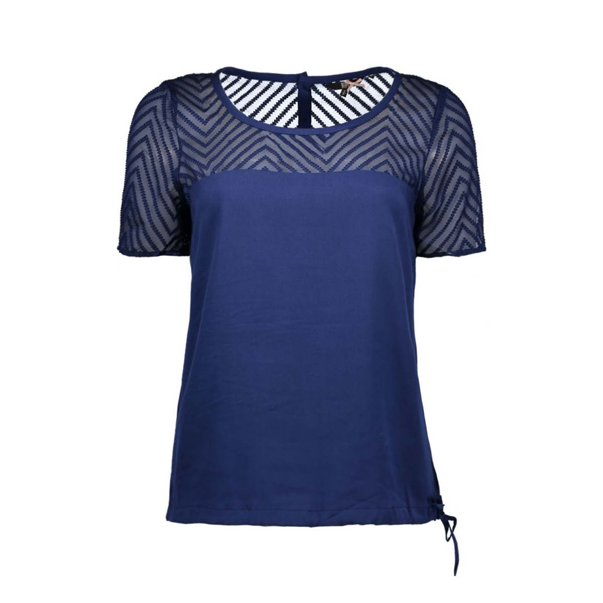 32001000 dept blouse 40013 dark blue