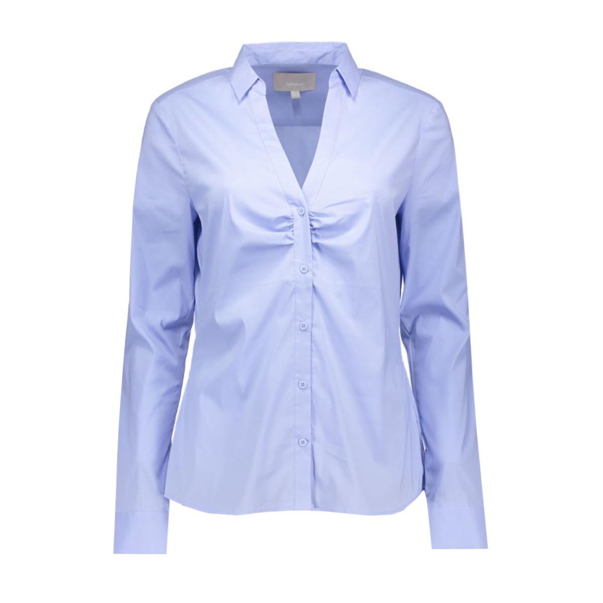 pima shirt 30101383 inwear blouse 10352 brunnera blue