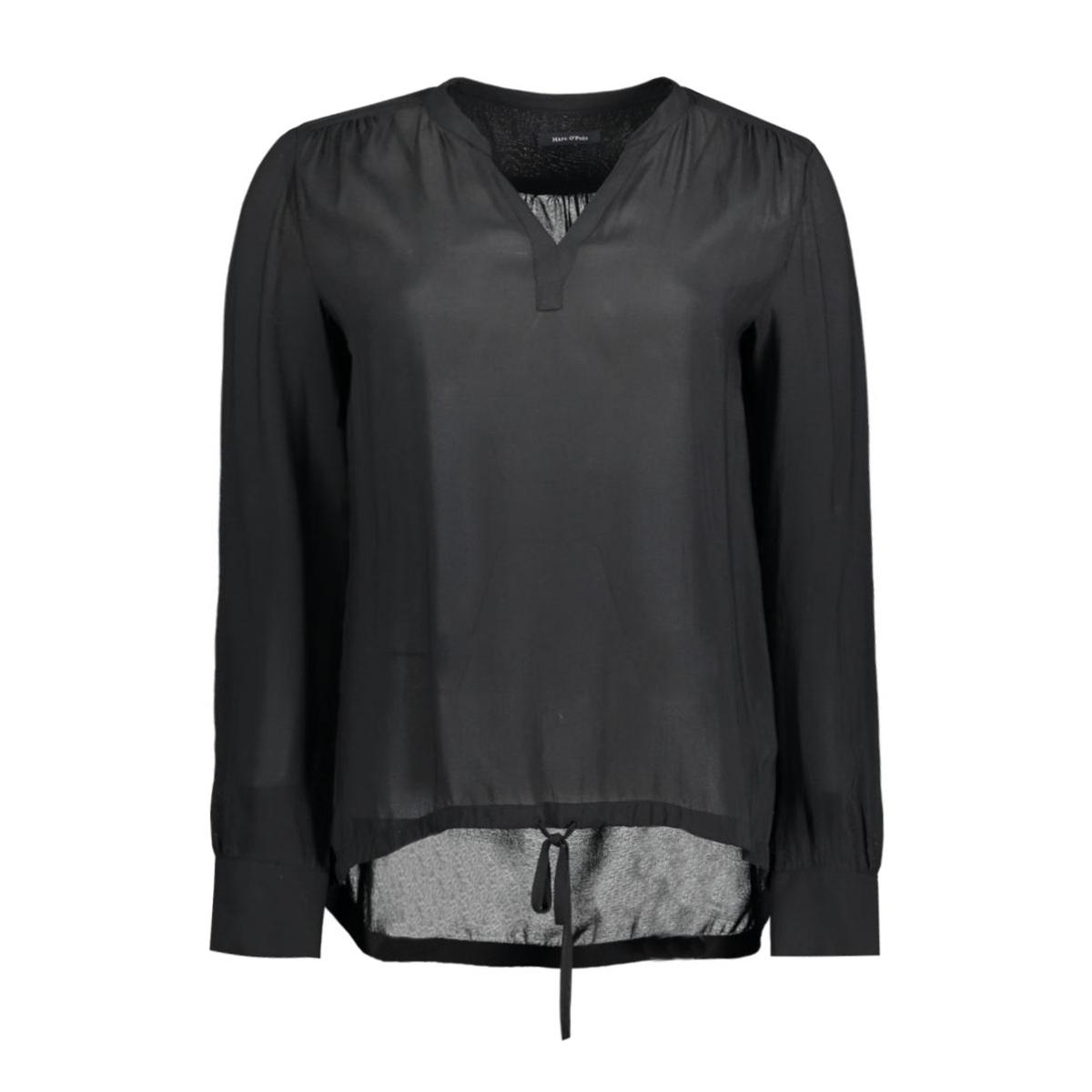 609 1275 42723 marc o`polo blouse 990 black