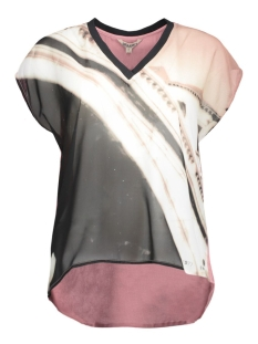 Garcia T-shirt T60235 1961 soft rose