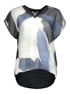 Garcia T-shirt T60235 20 dark navy