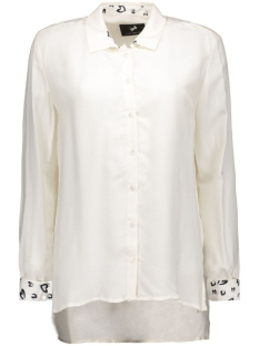 62.929 a fish named fred blouse off white