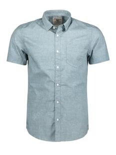 Garcia Overhemd C71043_men`s shirt ss 2502 Dusk Blue