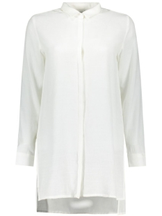 Object Blouse OBJCORINE L/S LONG SHIRT NOOS 23023732 White