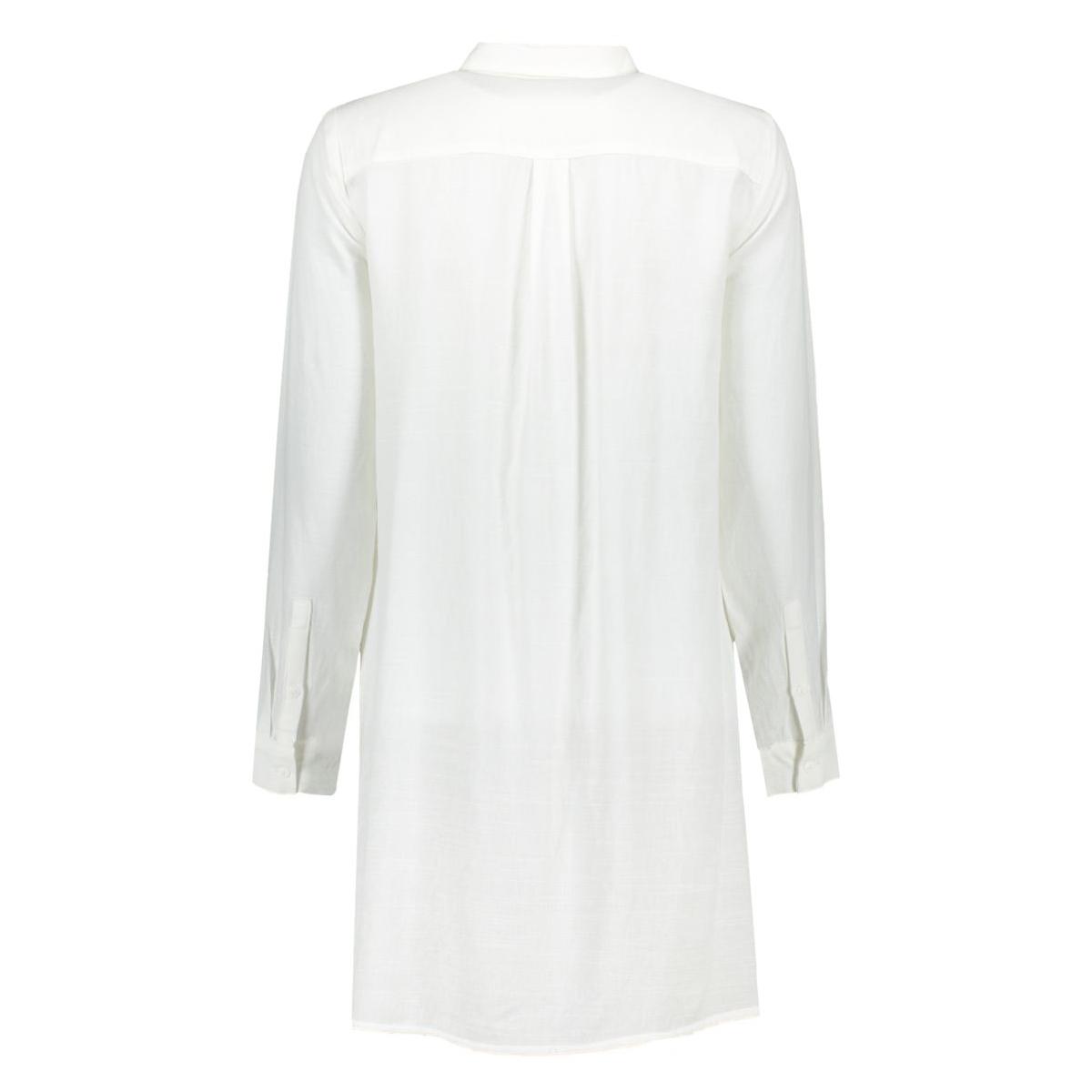 objcorine l/s long shirt noos 23023732 object blouse white