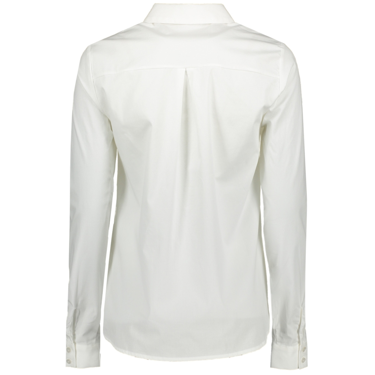 vichau l/s shirt-noos 14039617 vila blouse snow white