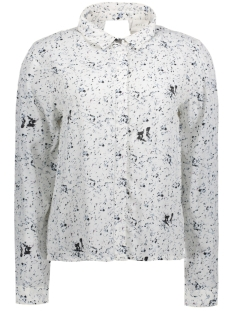 VIGRAFIA L/S SHIRT 14040194 Cloud Dancer