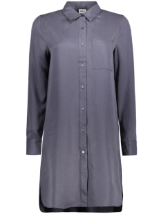 Object Tuniek OBJSOFIA ANNSO LS LONG SHIRT A 23025042 Ombre Blue