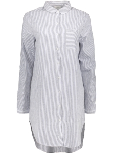 Vila Tuniek VIROSETTAN LONG SHIRT 14040011 Cloud Dacer/VIROSETTAN