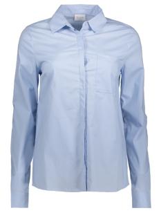 Vila Blouse VICHAU L/S SHIRT-NOOS 14039617 Cashmere Blue