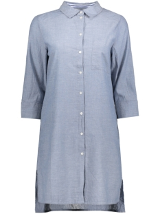 Object Blouse OBJRADA ANNSO 3/4 LONG SHIRT A HS 23025401 Light Blue Denim