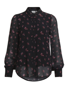 Object Blouse OBJIMIRA L/S SHIRT A PA 23025696 Black