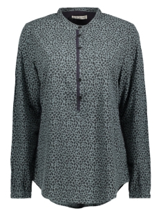 Circle of Trust Blouse W17.57.7860 ASH DARK PETROL
