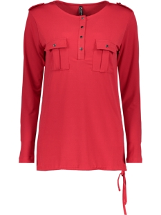 Zoso Blouse CAPITAL RED