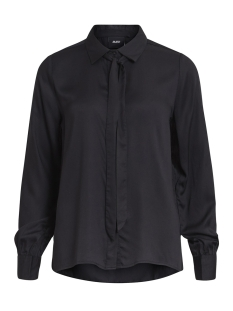 Object Blouse OBJTORI L/S SHIRT 94 23025583 Black