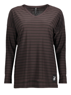 Zoso T-shirt PERRY Brown/ Black