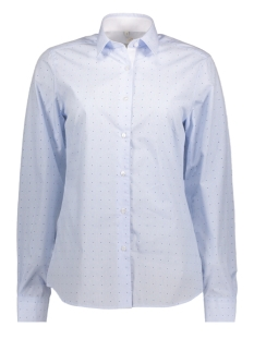 Milano Blouse 99-4119-063-2 white,blue