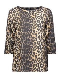 Luba T-shirt ROMY 3/4 TOP Leopard