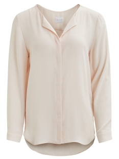 Vila Blouse VILUCY L/S SHIRT - NOOS 14044253 Peach Blush