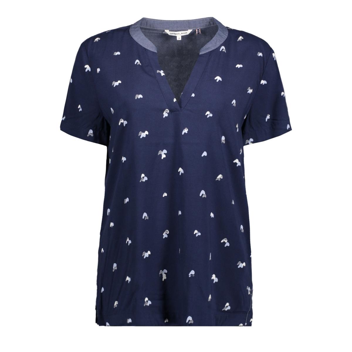 22001461 sandwich blouse 40115