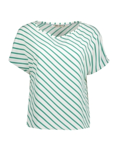 Garcia T-shirt O80041 3390 beryl green