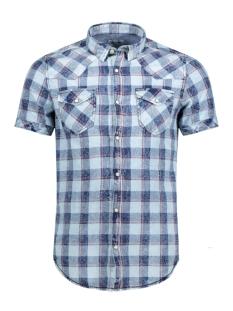 Garcia Overhemd O81038 1050 Indigo