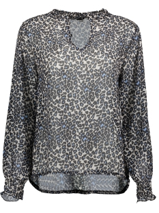 Luba T-shirt ALEXA TOP BLUE ANIMAL