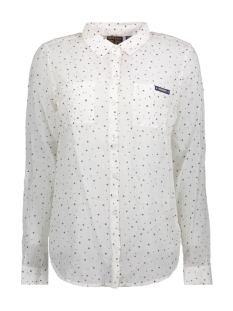 Superdry Blouse G40001AQ ECK (White Star)