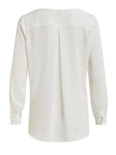 vilucy l/s shirt - noos 14044253 vila blouse snow white