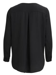 vilucy l/s shirt - noos 14044253 vila blouse black
