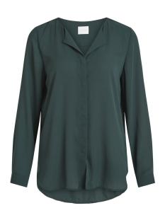 vilucy l/s shirt - noos 14044253 vila blouse pine grove