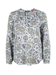 s.Oliver Blouse 14808112195 02A6 FLOWERS