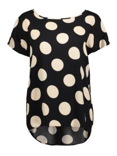 Saint Tropez T-shirt T1202 DOT PRINT BLOUSE 0001