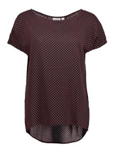 Saint Tropez T-shirt T1202 DOT PRINT BLOUSE 7343