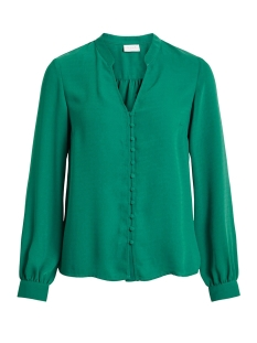 Vila Blouse VISIGGY L/S SHIRT 14048799 Bayberry