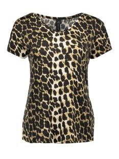 IZ NAIZ T-shirt 3552 SHIRT LEOPARD