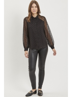 objdotty ls shirt 99 23027644 object blouse black