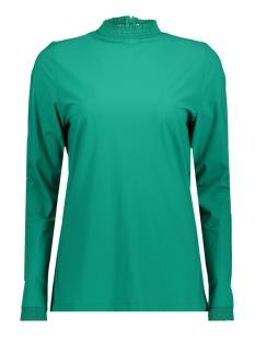 simone travel blouse zoso t-shirt green