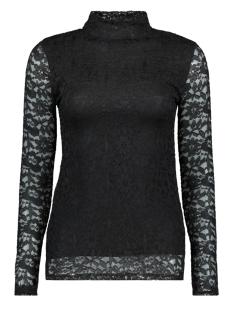Luba T-shirt 8355 LEXI TOP ZWART