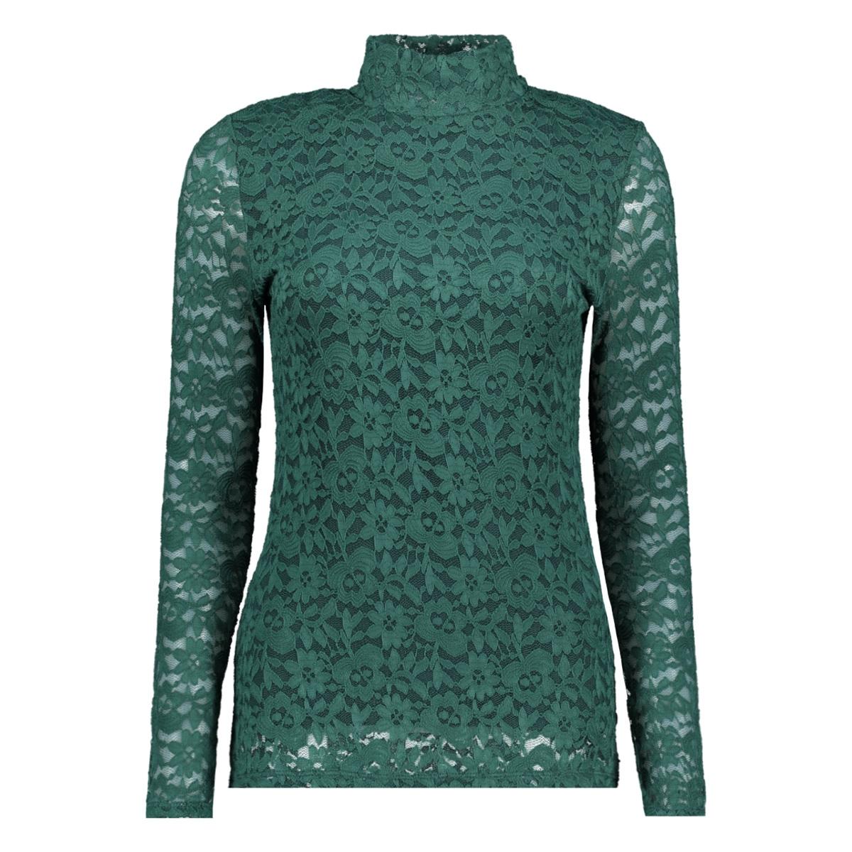 8355 lexi top luba t-shirt groen