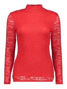 Luba T-shirt 8355 LEXI TOP ROOD