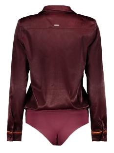 fw18x401 body harper & yve blouse bordeaux