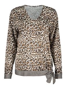8389 cosette blouse luba blouse white/ cognac