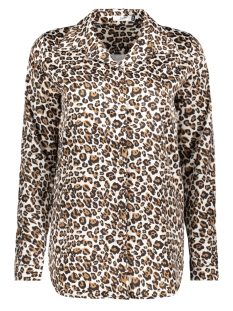 lianne 8391 luba blouse print ecru