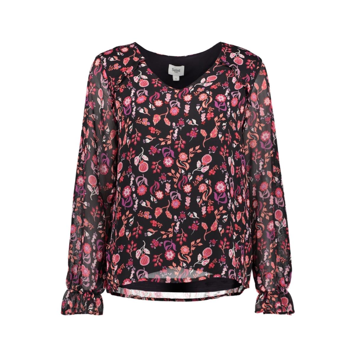 t1053 saint tropez blouse 9069