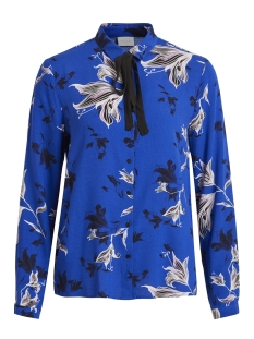 viestana liljana l/s shirt 14050899 vila blouse surf the web