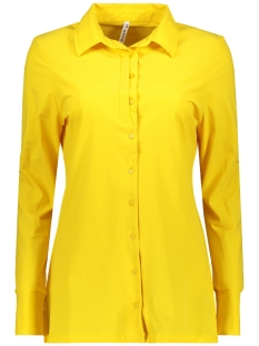 Zoso Blouse TRAVEL BLOUSE HR1901 YELLOW